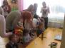 Salon fryzjerski w przedszkolu